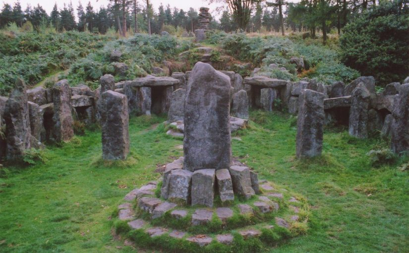 3 Sacred Sites for Druids