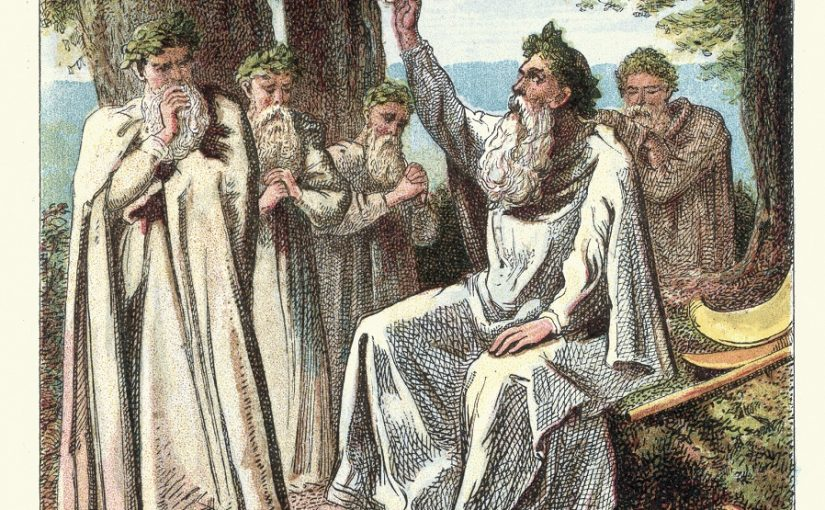 A Look At How The Druids Of Old Existed