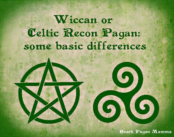 Differences Between Wicca and Druidism