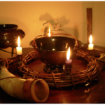 Setting Up an Altar
