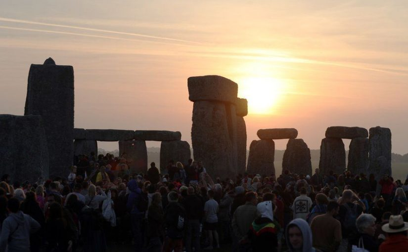 Stonehenge And The Solstices Explained